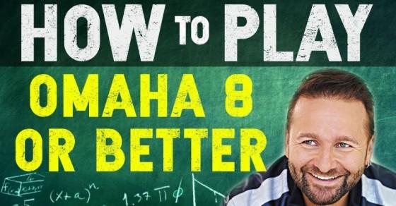 Play omaha hi lo poker online
