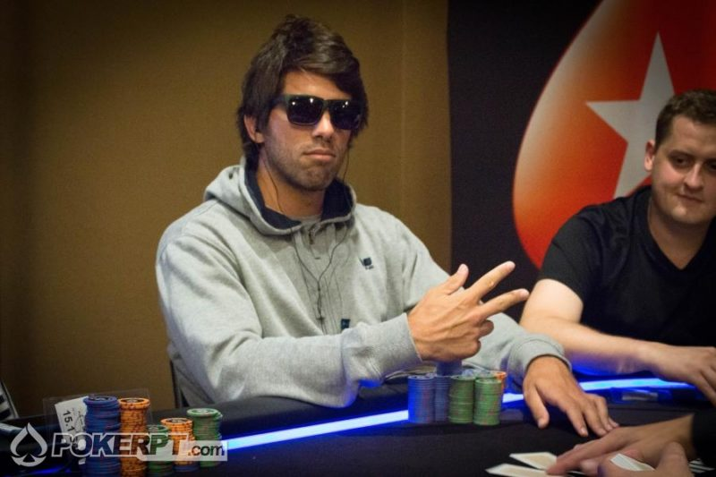 Manuel Ruivo WSOP