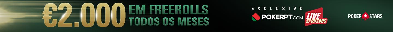 freerolls pokerpt livesponsors