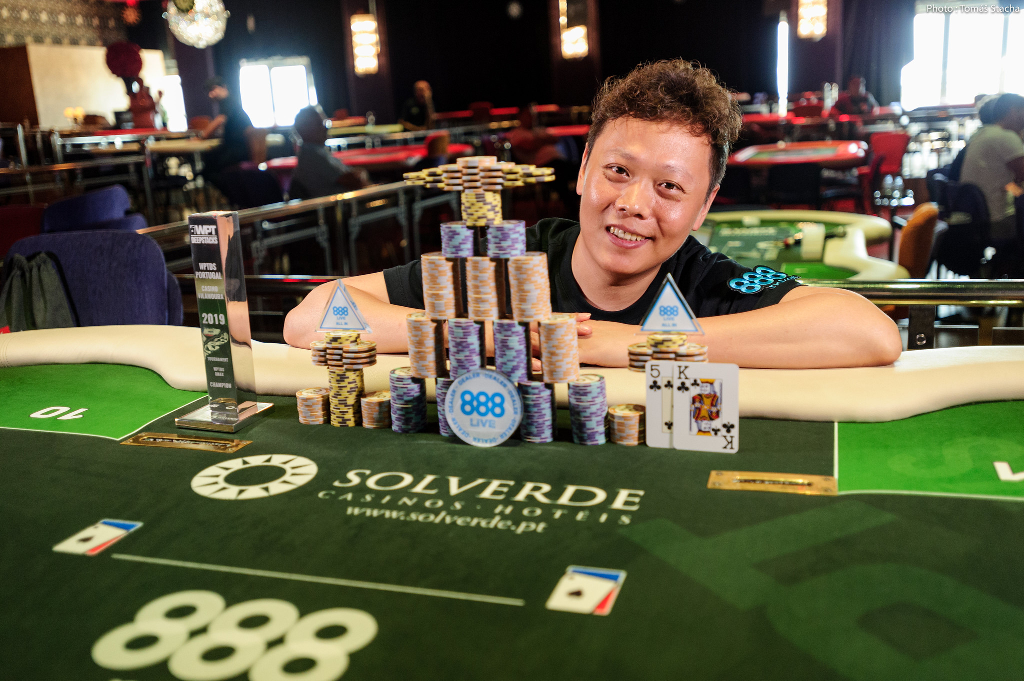 Yucheng Liu no WPTDeepStacks Portugal