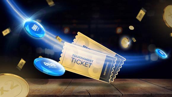 tickets 888poker