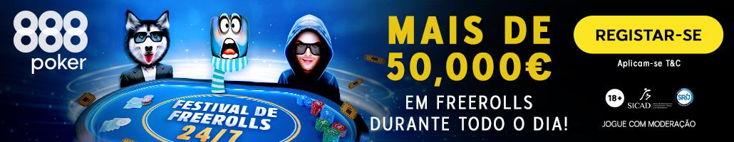 888poker 50k freerolls