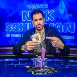 Nick Schulman no I Am High Stakes Poker