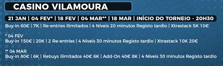 Torneios Four Seasons em Vilamoura