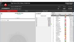 PokerStars FRESPT Lobby