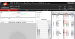 PokerStars Lobby SCOOP 2019