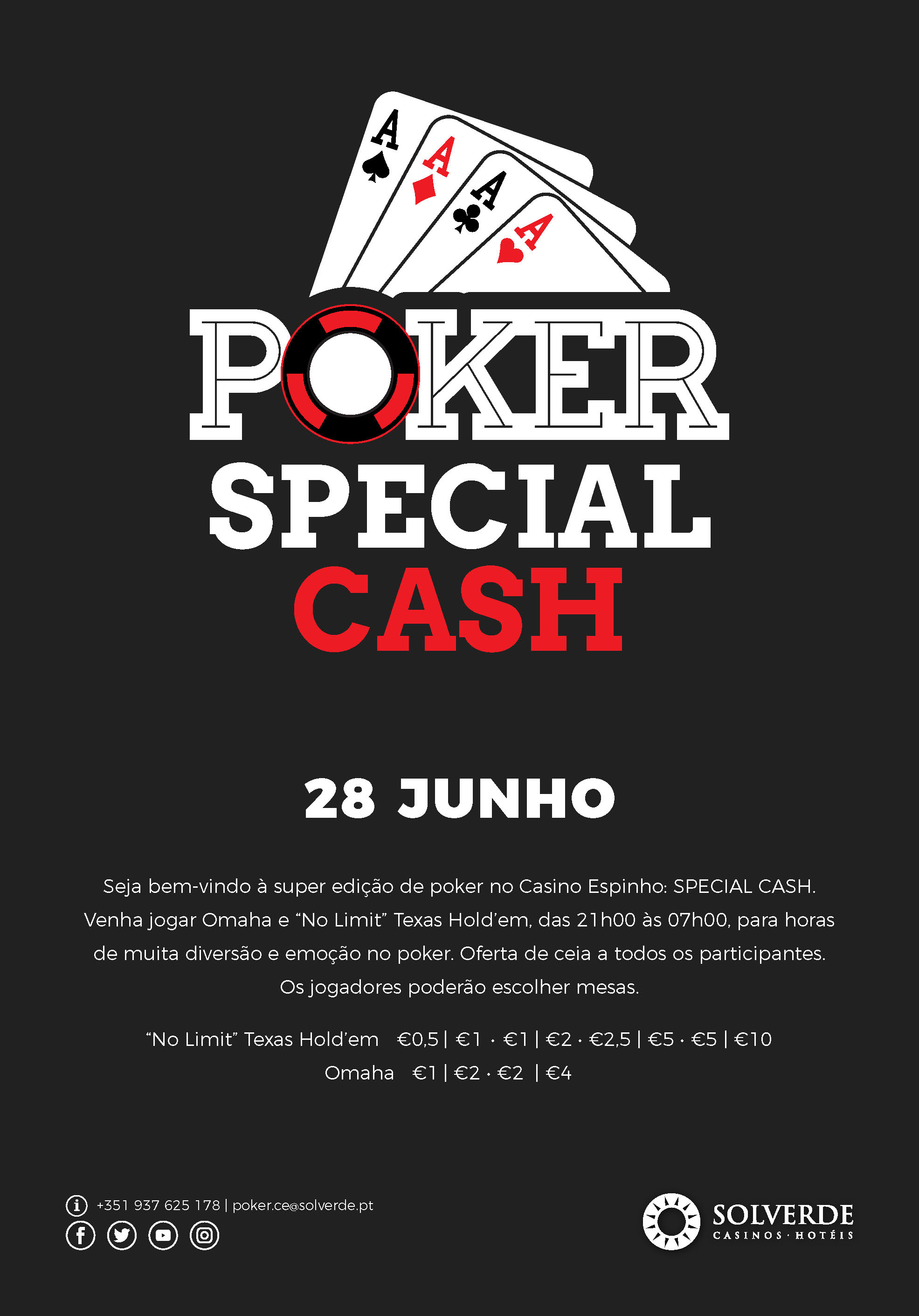 cash game espinho