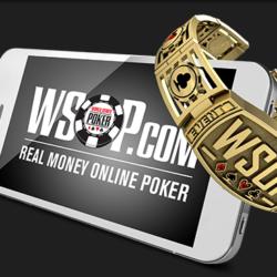 Bracelete online das WSOP 2019