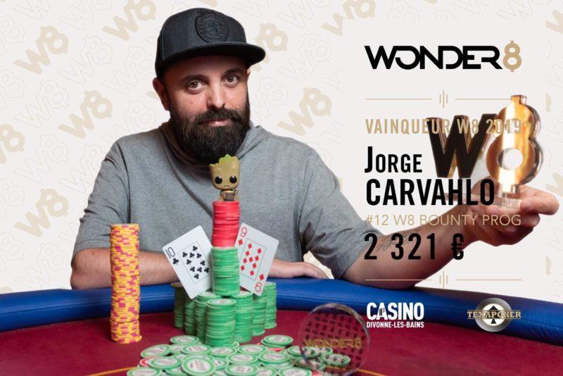 Jorge Carvalho W8 Divonne