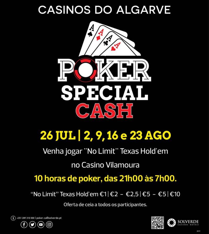 Poker Special Cash - 10h de poker