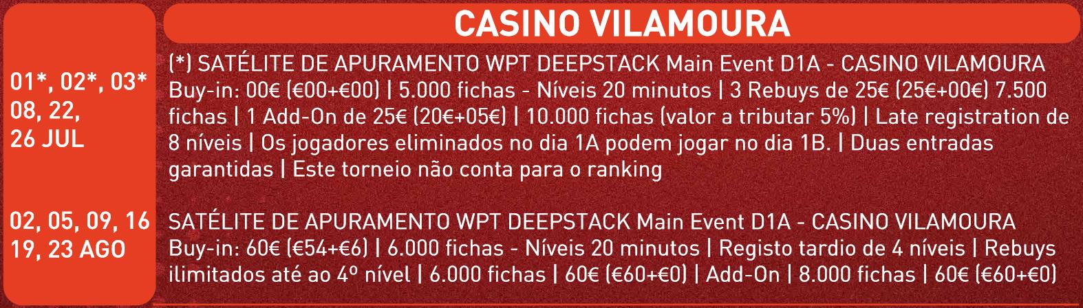 Four Seasons Verão no Casino Vilamoura