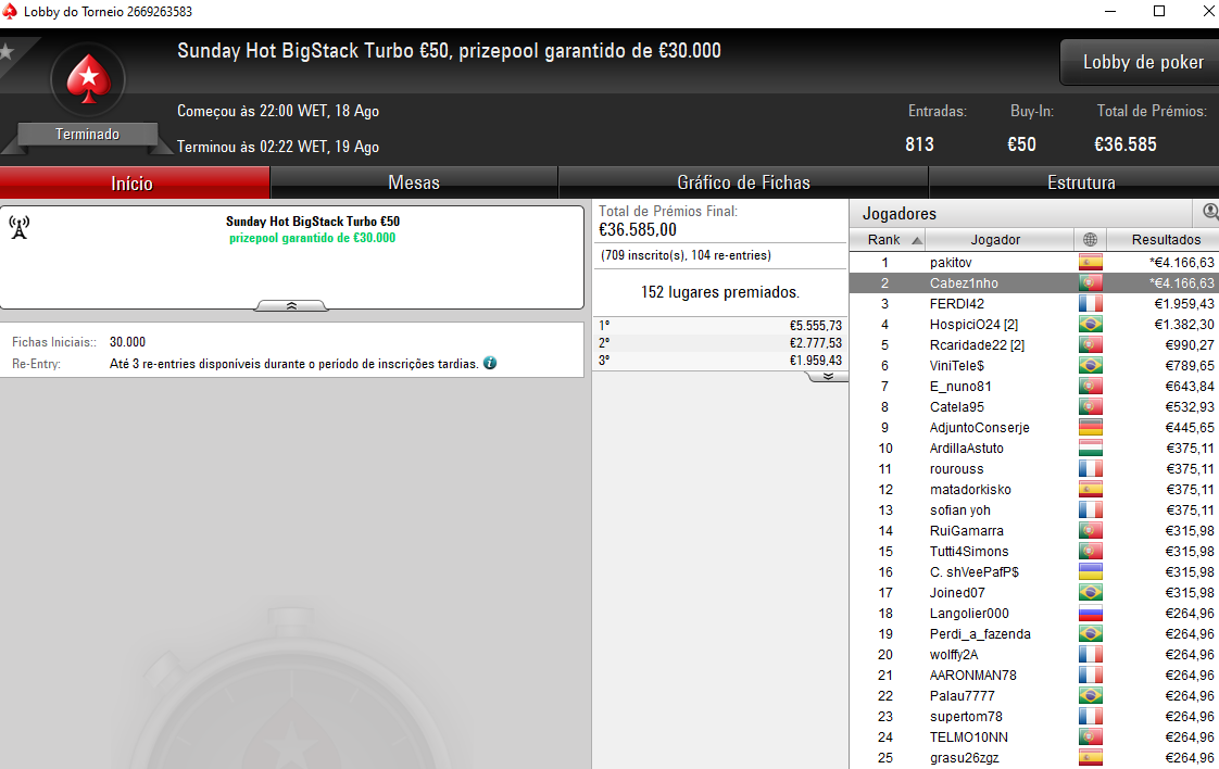 sunday hot bigstack 50
