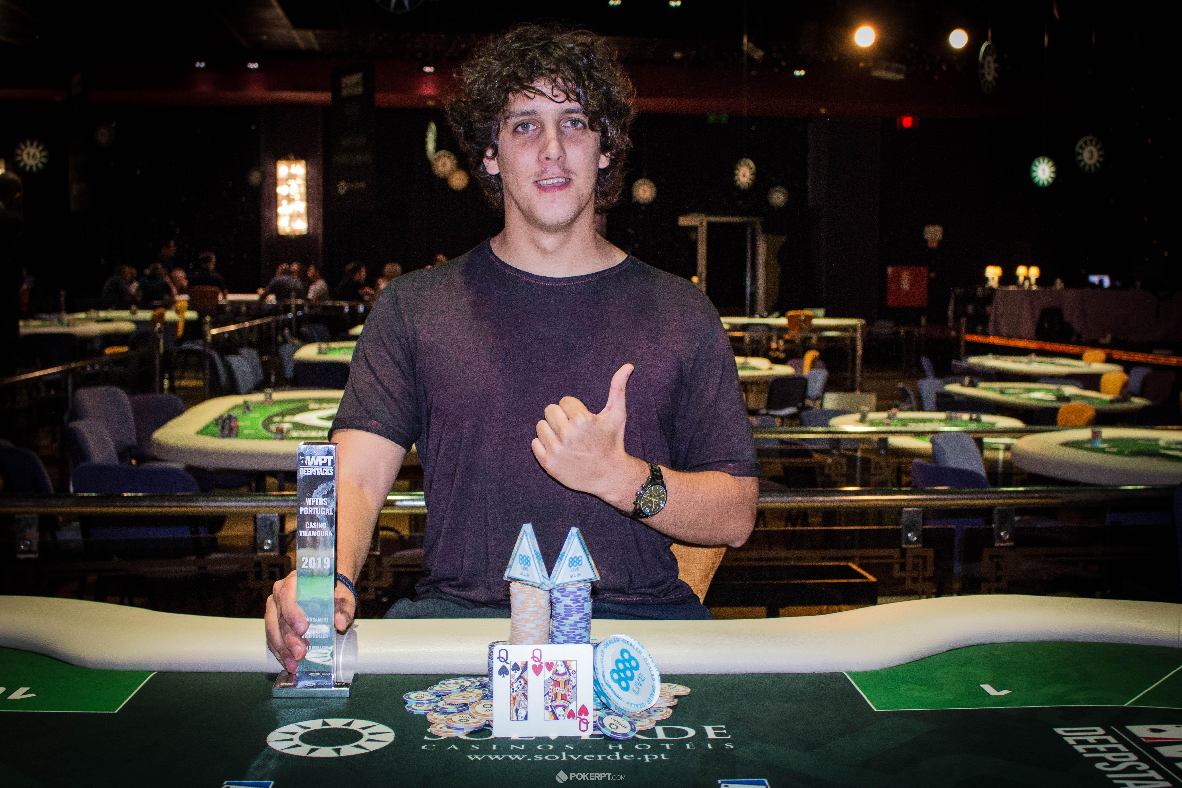Miguel Lopes no WPTDS Portugal 2019