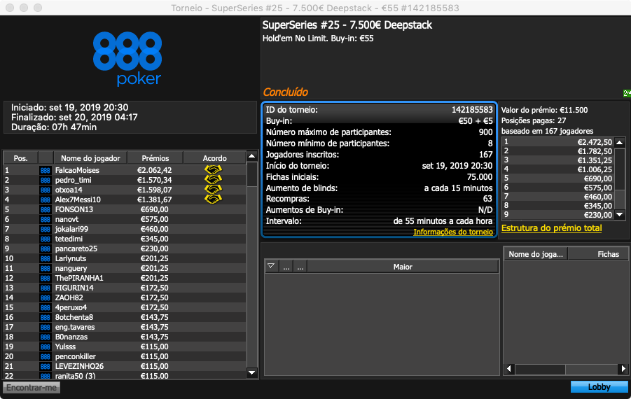 falcaomoises superseries 888poker