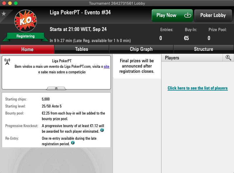 liga pokerpt.com 24 setembro