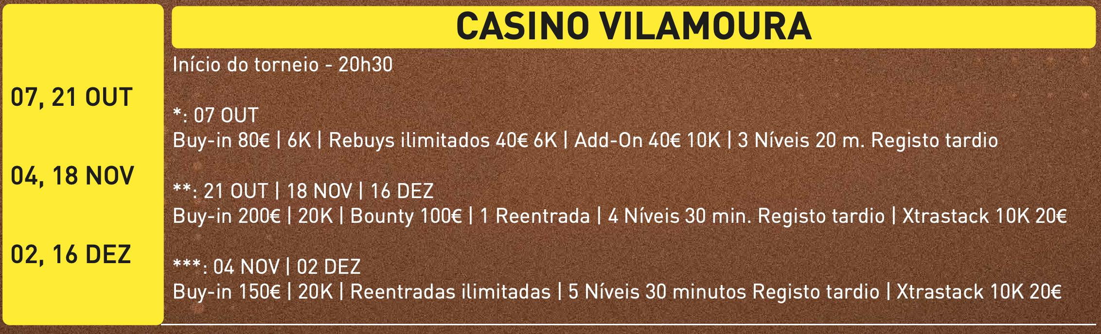 Four Seasons Outono - Casino Vilamoura