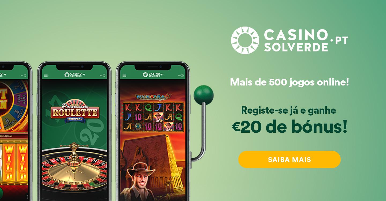 €20 gratis casino solverde.pt