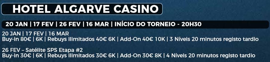 Four Seasons Inverno - Hotel Algarve Casino