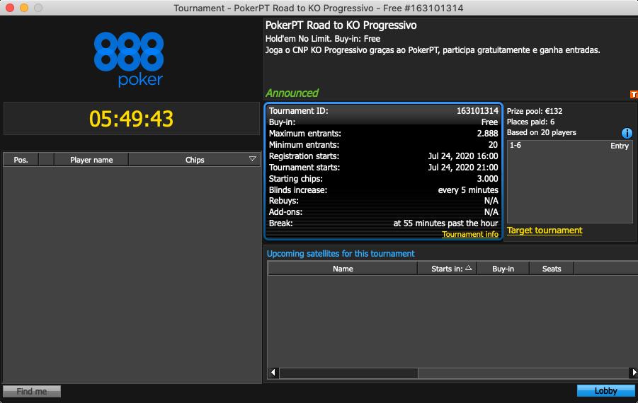 freeroll pokerpt cnp online 888poker