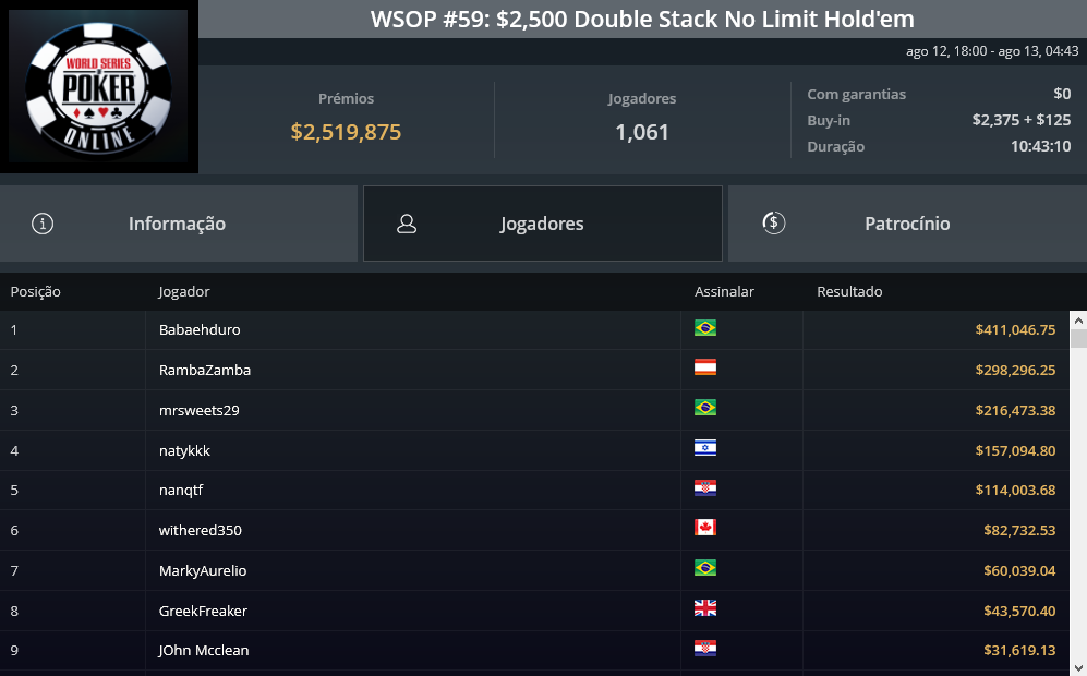WSOP #59