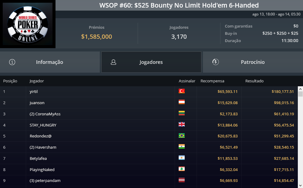 WSOP #60