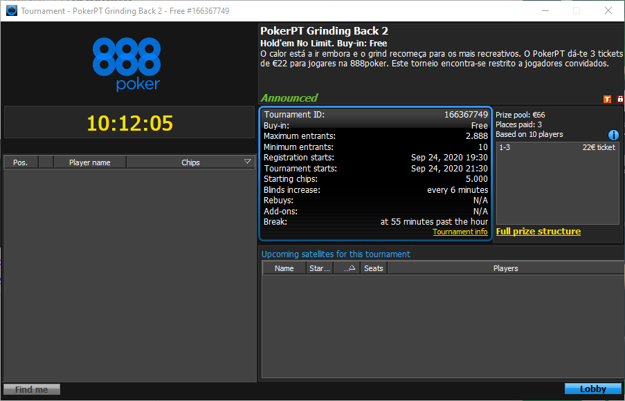 PokerPT Grinding Back 2