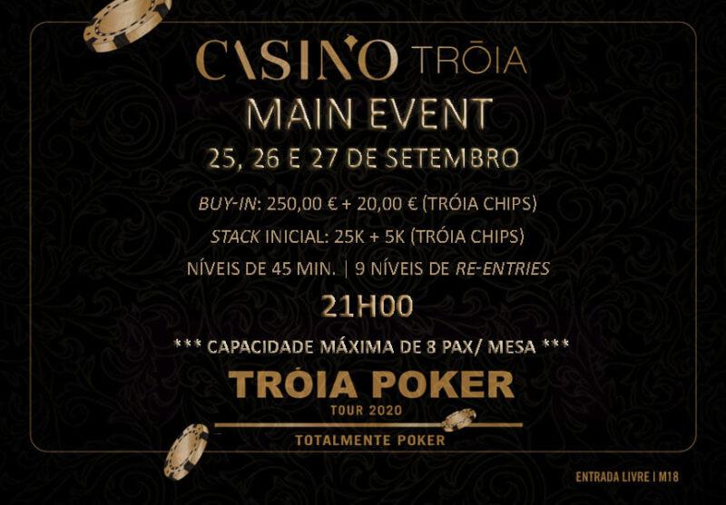 Main Event Tróia