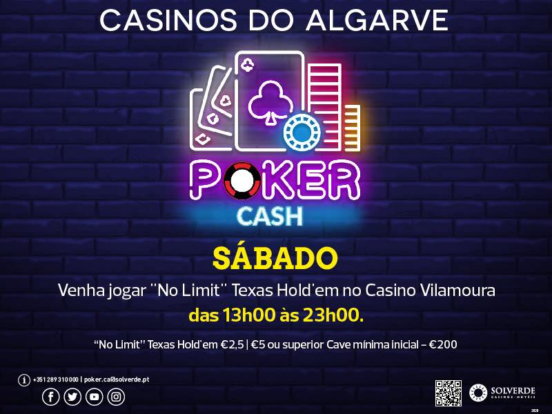 Cash Game Casino Vilamoura
