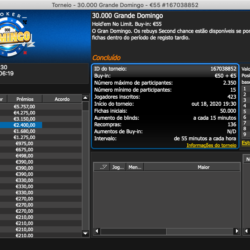 888poker €30.000 Grande Domingo