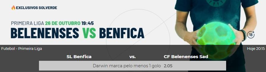 Belenenses - Benfica