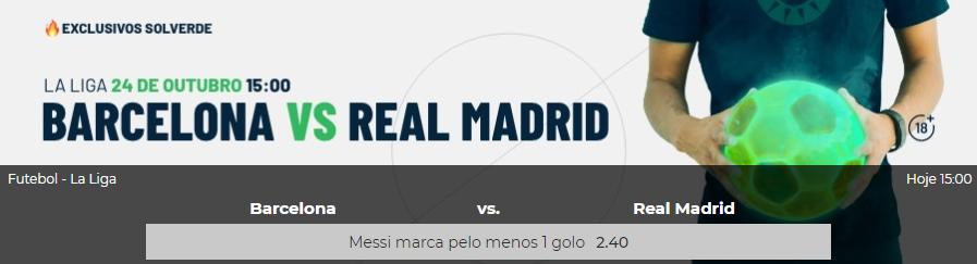 Exclusivo Solverde - Messi