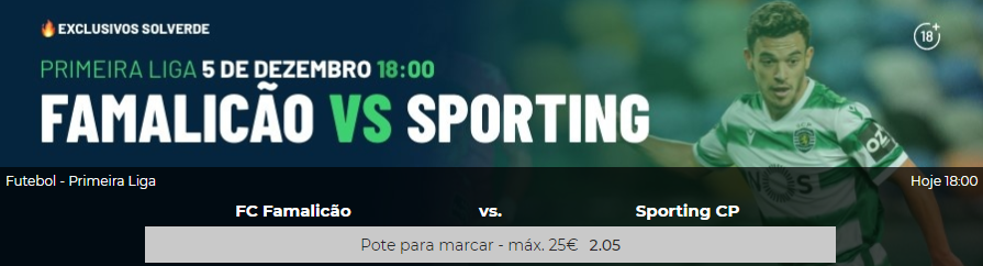 Famalicao - Sporting