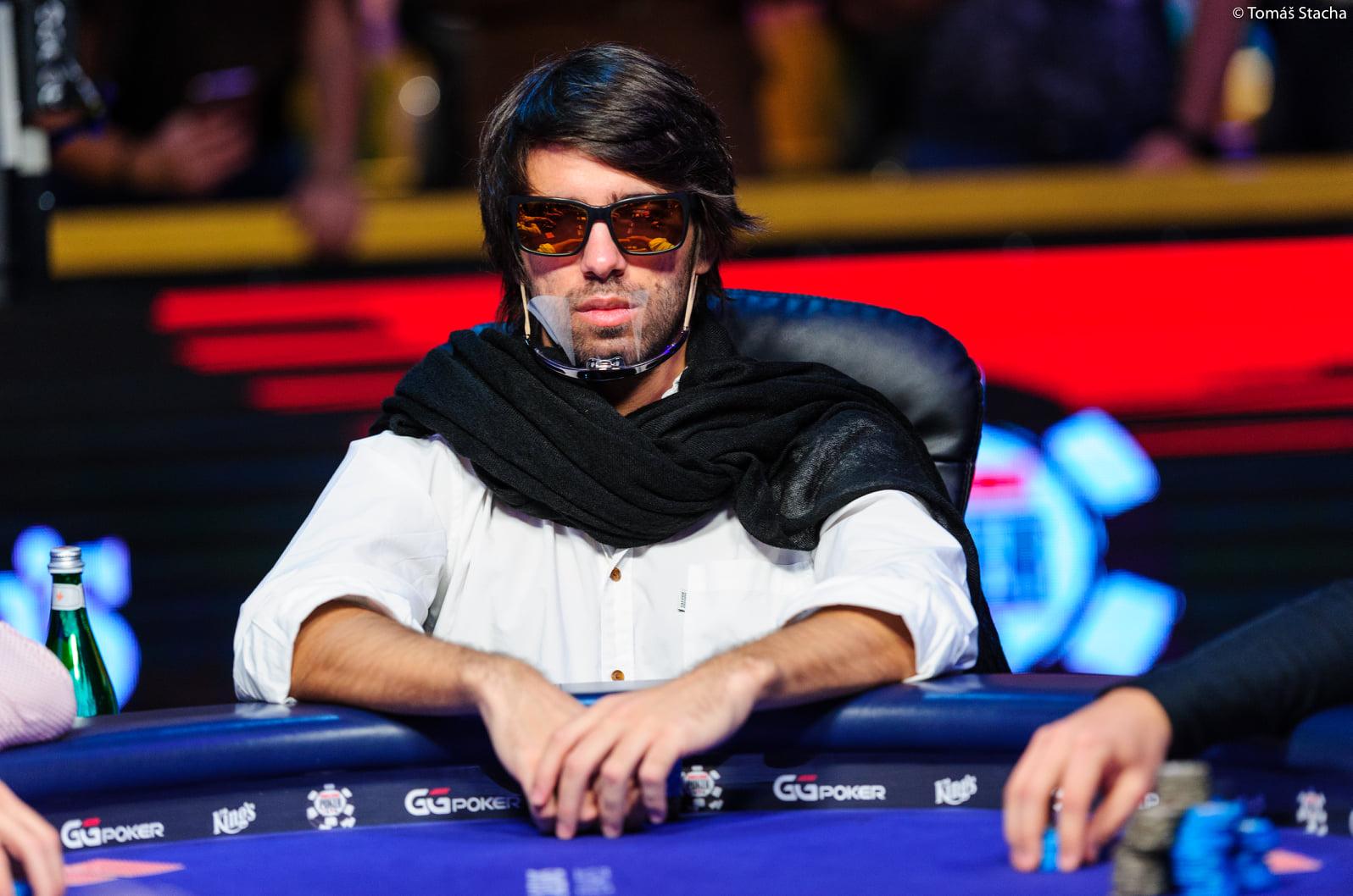 Manuel Ruivo - Mesa Final Main Event WSOP 2020