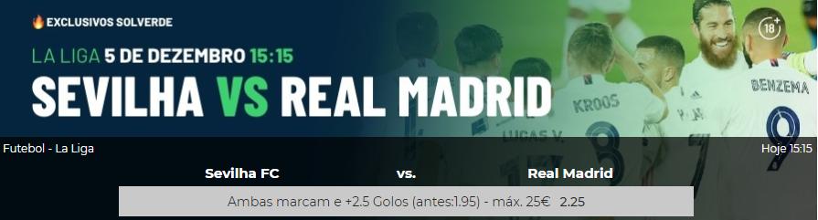 Sevilha - Real Madrid