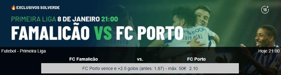 Famalicão - Porto