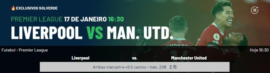 Liverpool - Man. United