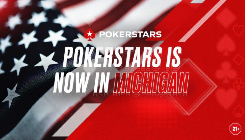 Poker online Michigan
