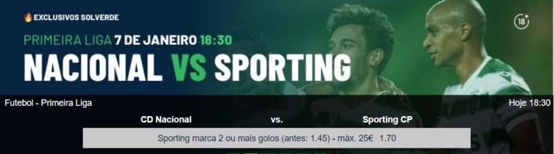 Nacional Sporting
