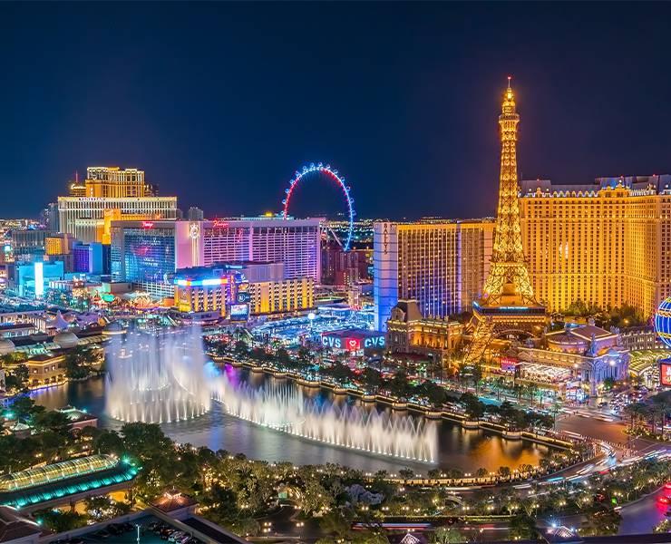 Las Vegas Junho