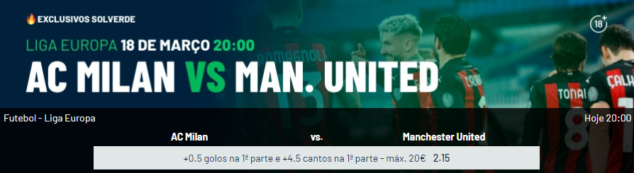 Ac Milan - Manchester United