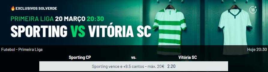 Sporting - Vitória Guimarães