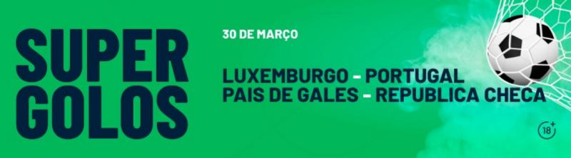 Portugal Luxemburgo