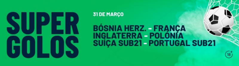 Portugal s21 Suíça s21