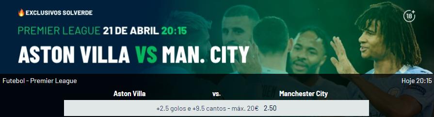 Aston Villa - Manchester City