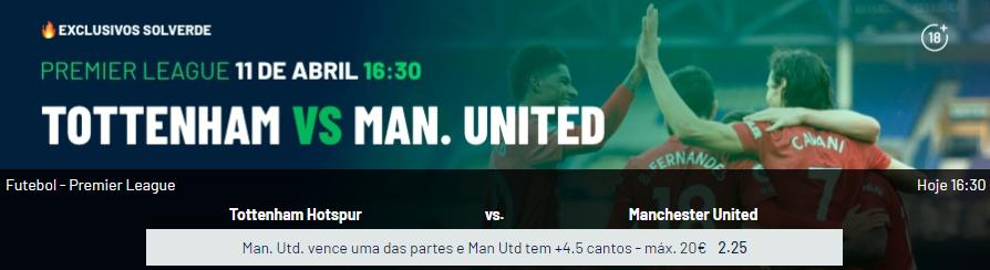 Tottenham - Manchester United