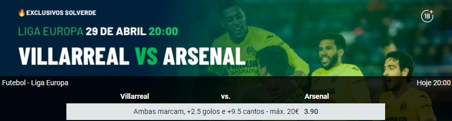 Villareal - Arsenal