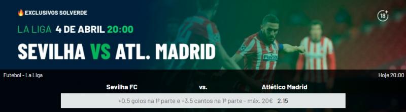 Sevilha Atlético Madrid