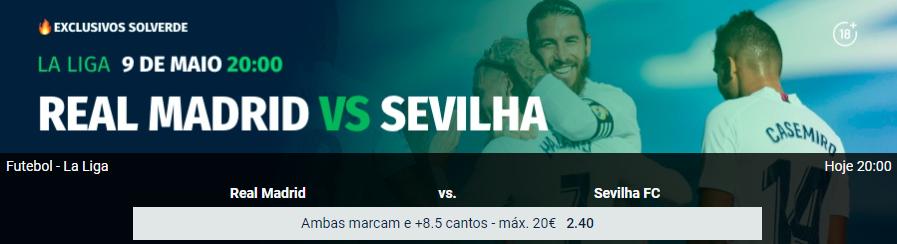 Real Madrid - Sevilha