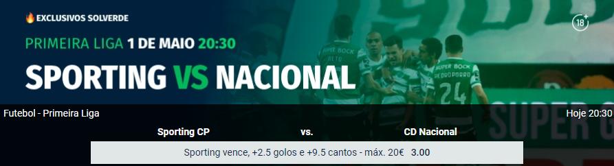 Sporting - Nacional