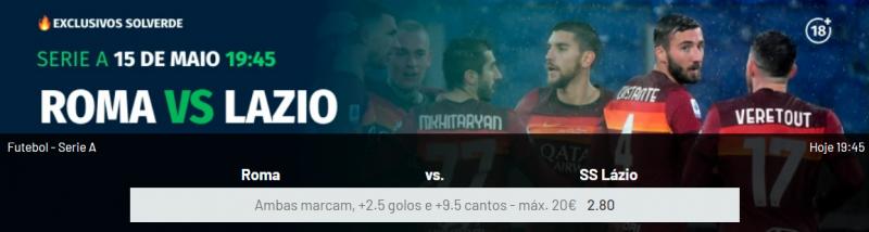 Derby Lisboa Roma